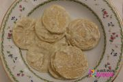 Corzetti liguri con sugo di noci e pinoli