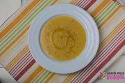 Vellutata di patate, porri e carote (Parmentier a modo mio)